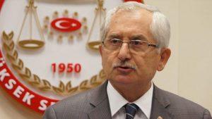 YSK Başkanı'ndan seçim takvimi açıklaması