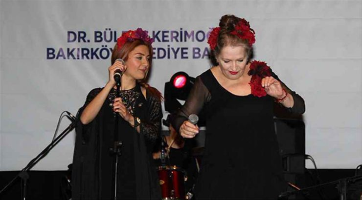 Bakırköy'de Suzan Kardeş konseri