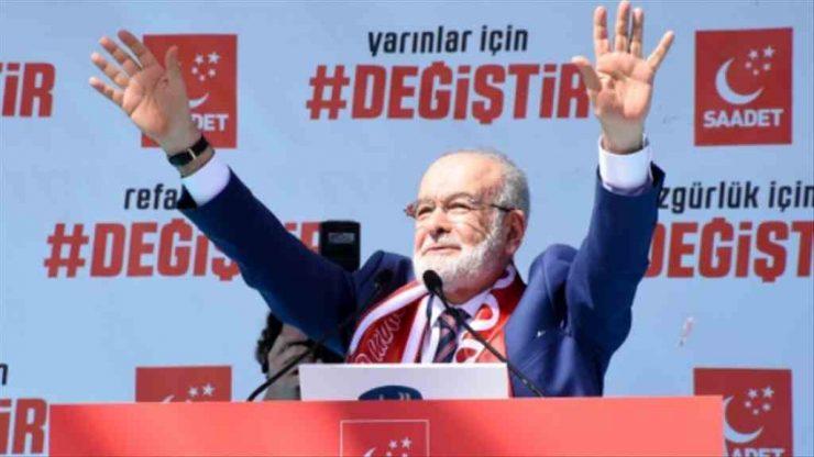 Karamollaoğlu AKP'den önce böyle bir sorun yoktu