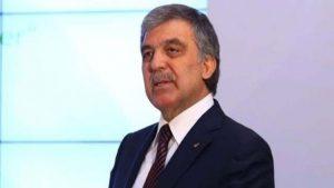 Abdullah Gül, Hulusi Akar'ın ziyaretiyle ilgili konuştu