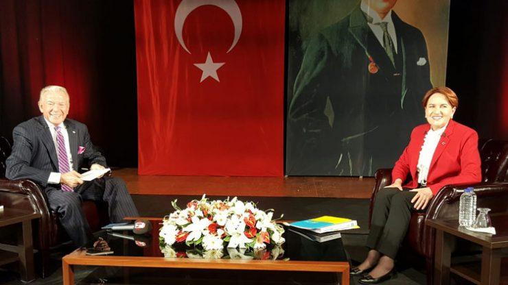 Meral Akşener'den İsmail Kahraman'a 19 Mayıs tepkisi