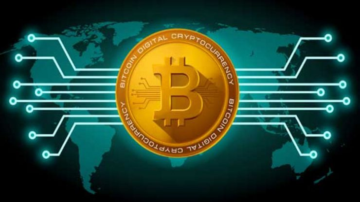 Bitcoin dokuz bin doların altına indi