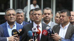 CHP suç duyurusunda bulundu
