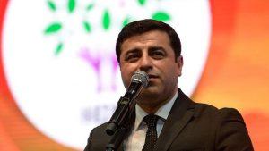 Selahattin Demirtaş: AKP çöküyor ve dağılıyor