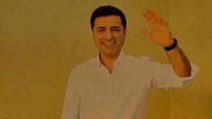 Selahattin Demirtaş'tan 'Ölürsem tabutumu dik çıkarın' vasiyeti