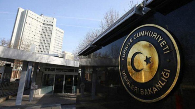Ankara'dan kritik İsrail hamlesi