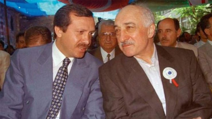 Erdoğan'dan itiraf gibi açıklama: Gülen'le 2 veya 3 kez görüştüm