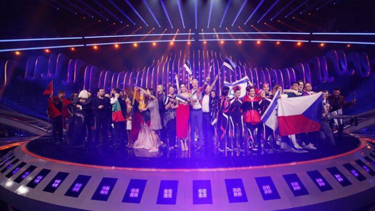 Eurovision'u kazanan ülke belli oldu!