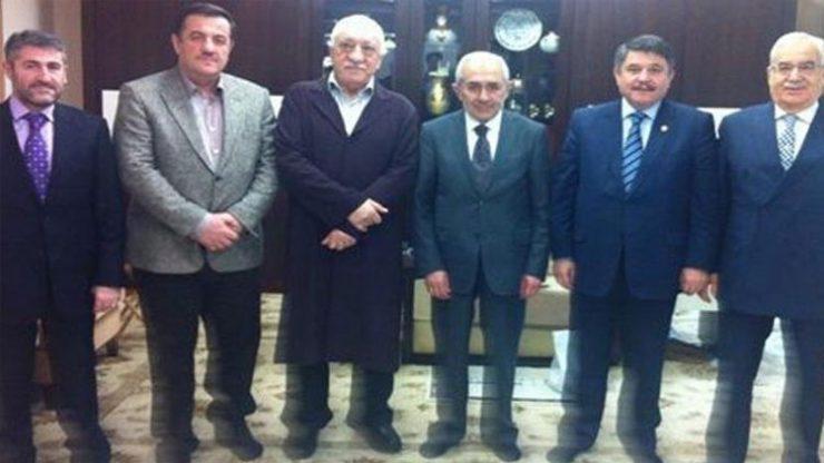 Fethullah Gülen'li fotoğrafa AKP'den ilginç savunma