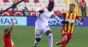 Galatasaray – Evkur Yeni Malatyaspor: 2-0