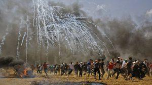 Gazze'de katliam: Onlarca ölü binlerce yaralı var