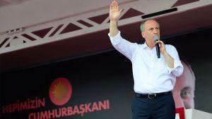 Muharrem İnce'den Erdoğan'a tarihi çağrı