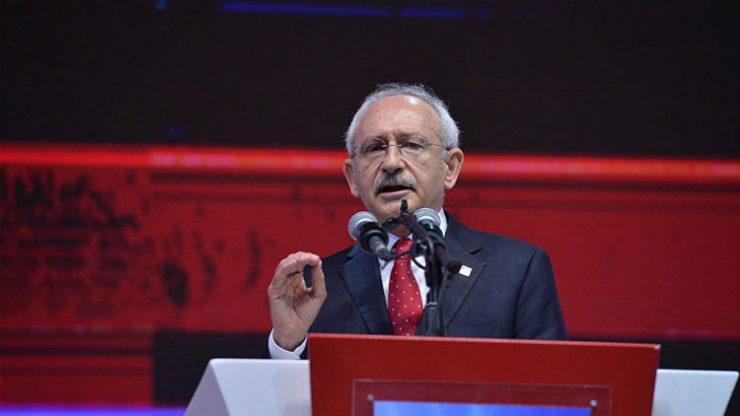 Kemal Kılıçdaroğlu'ndan liste açıklaması