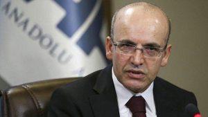 Başbakan yardımcısı Mehmet Şimşek: Ortalık toz duman