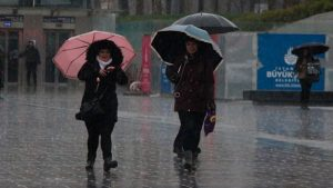 Dikkat! Meteoroloji'den yağış uyarısı