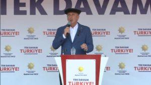 Muharrem İnce: Türkiye bu zulme seyirci kalamaz kalmamalıdır