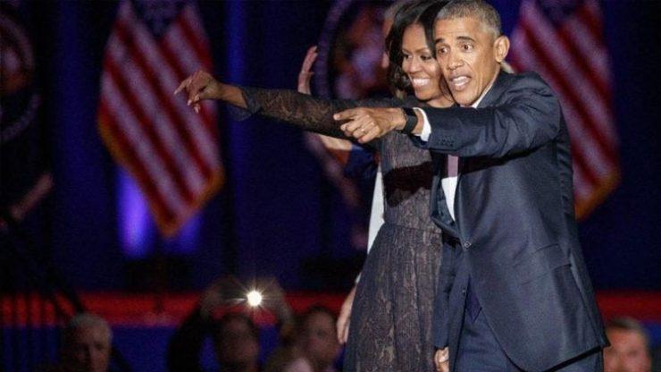 Obama çiftinden dev anlaşma