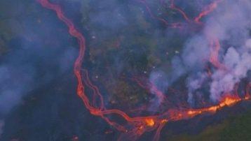 Orman yangını başlatan çocuğa rekor ceza
