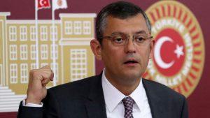 Özgür Özel: Erdoğan Bahçeli'ye ve tüm MHP'lilere hakaret ediyor