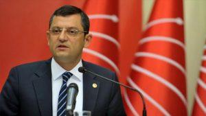 Özgür Özel: Adalet Bakanı beni telefonla aradı