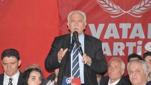 Doğu Perinçek: Türk milletinin gerçek iktidarının kurulacağı bir döneme giriyoruz