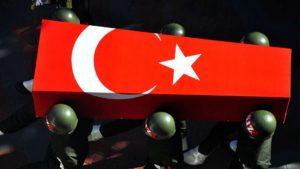 Şırnak'tan acı haber: Bir asker şehit