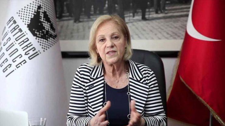ADD Genel Başkanı Tansel Çölaşan: Darbelere en çok biz karşı çıktık