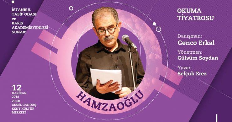 İstanbul Tabip Odası ve Barış Akademisyenleri'nden Hamzaoğlu oyunu