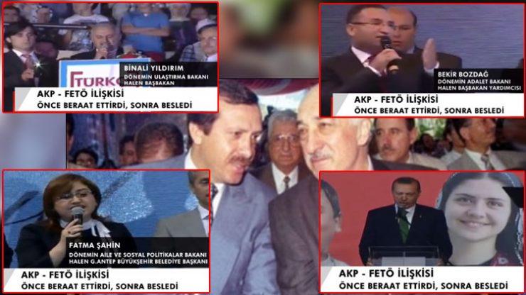 AKP - FETÖ ilişkisi