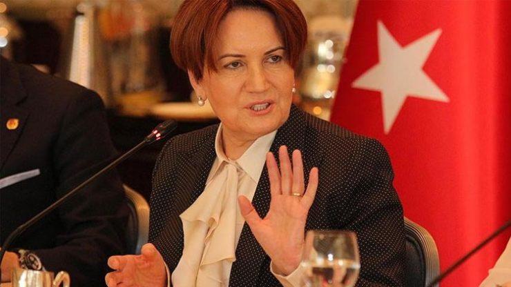 Meral Akşener'den TRT kararı