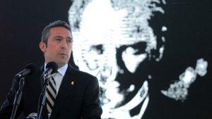 Fenerbahçe'de yeni başkan Ali Koç