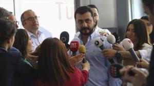 CHP PM Üyesi Eren Erdem tutuklandı