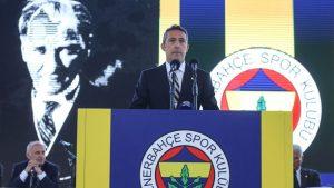 İşte Fenerbahçe'nin yeni başkanı Ali Koç'un vaatleri