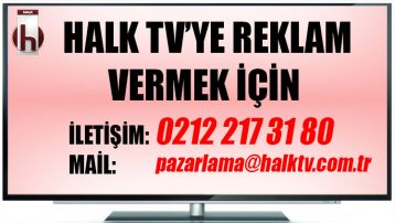 Halk TV reklam