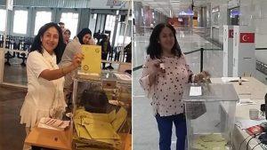 İki farklı sandıkta oy kullanırken fotoğraf paylaştı, gözaltına alındı