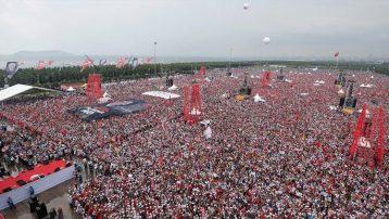 Türk medyası beş milyonu görmezden geldi!