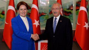 Kılıçdaroğlu ile Akşener görüşmesi sonrası açıklama