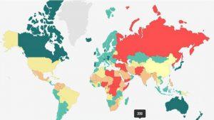 O listede de geriledik: 163 ülke arasında 149'uncuyuz