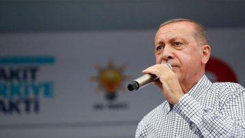 Erdoğan bu kez de kendini yalanladı