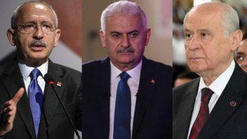 Üç lider aynı akşam ekrandaydı! İşte reyting sonuçları