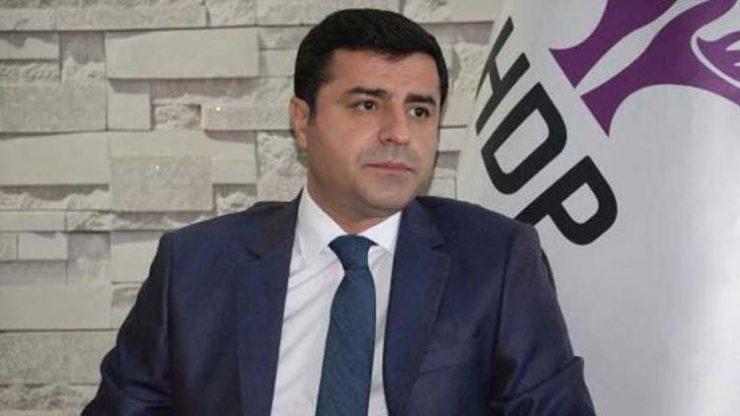 Selahattin Demirtaş'a YSK'dan propaganda izni çıktı