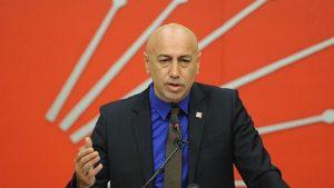 Aksünger: CHP, 24 Haziran'da İnce'ye sonuç göndermedi