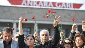 'Acımız ve öfkemizle yoğrulan adalet mücadelemiz hiç bitmeyecek'