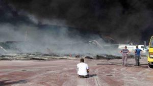 """Antalya Valisi Karaloğlu: """"Yangın kontrol altına alındı"""""""