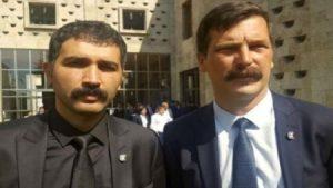 Erkan Baş ve Barış Atay HDP'den ayrılıyor