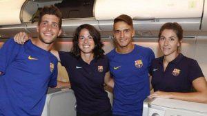 Barcelona'yı karıştıran fotoğraf