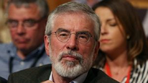 Kuzey İrlanda'da Sinn Fein eski lideri Gerry Adams'ın evine patlayıcı atıldı