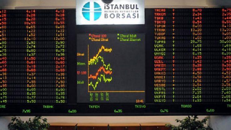 Borsa İstanbul 88 bin 299 puana kadar geriledi