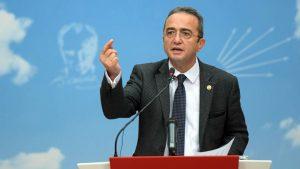 CHP Sözcüsü Tezcan'dan flaş 'kurultay' açıklaması