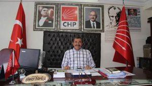 CHP Isparta İl Başkanı: Olağanüstü kurultay toplanmalı